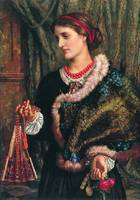 William Holman Hunt - The Birthday