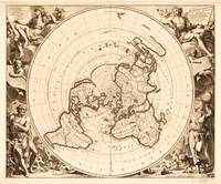 World Map circa 1713 (Planisphere terrestre)