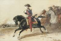 EUGÈNE-LOUIS LAMI; THE DUC D'ORLÉANS RIDING HIS HO