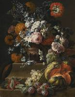 Gaspar Peeter Verbruggen the Younger STILL LIFE WI