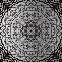 Mandala. Indian decorative Ornament