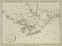 Vintage Map of The Great Lakes (1794)