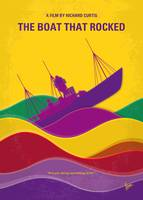 No961 My The boat that rocked minimal movie poster