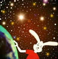 Bunny in the universe