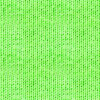 Knitted Wool neon green