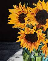 Emily's Sunflowers