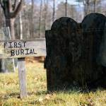 """Warren Village Cemetery-First Burial"" by ScenicNH"
