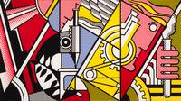 Peace Through Chemistry - Roy Lichtenstein