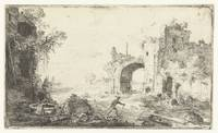 Ruins of the Caracalla Thermes, Bartholomew Breenb