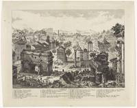 View of the Roman Forum in Rome, Daniel Friday, 17