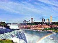Niagara Falls NY - Under the Rainbow