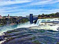 Niagara Falls NY - Prospect Point Observation Towe