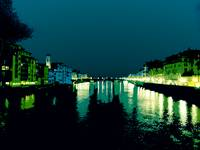 Magical Lights of Italian Rivers 1