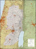 Map of West Bank and Vicinity (Sept. 1984)