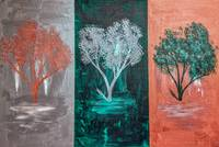 Trees in Threes