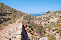 Path to Gera, Tilos island