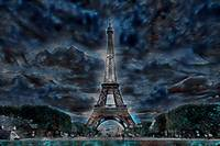 Stormy Paris