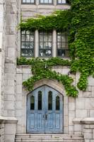 Ewha Womans University - Side door