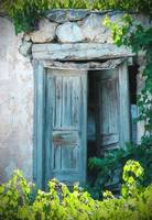 Stavrochori Door