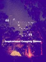 Inspirational Camping Quotes 4