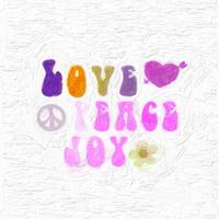 Love Peace and Joy 10