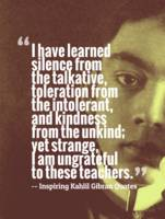 Most Inspiring Kahlil Gibran Quotes - 11