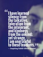 Most Inspiring Kahlil Gibran Quotes - 10