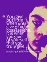 Most Inspiring Kahlil Gibran Quotes - 20