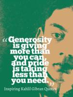 Most Inspiring Kahlil Gibran Quotes - 21