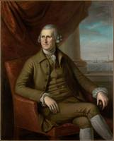 Charles Willson Peale - Portrait of Thomas Willing