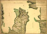 Map of Crown Point, New York (1759)