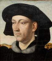 ITALY, CIRCA 1500 (AFTER A FLEMISH MODEL) Portrait