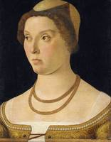 Portrait of a Woman, circle of Giovanni Bellini, 1