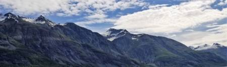 Alaska Mountains Panorama