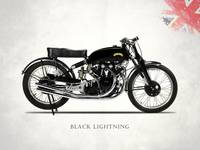 Vincent Black Lightning