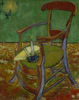 Gauguin's Chair Arles, November 1888 Vincent van G