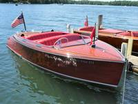 42 Chris Craft Barrel Back