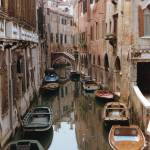 """Venice Canal"" by JohnFraissinet"