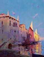 SYDNEY LAURENCE (1865-1940) Venetian Afternoon
