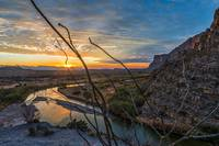 Santa Elena Canyon Sunrise2