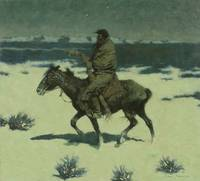 THE LUCKLESS HUNTER BY FREDERIC REMINGTON