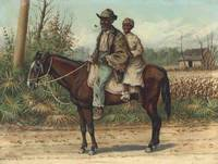 Two Figures on a Horse,  William Aiken Walker (183