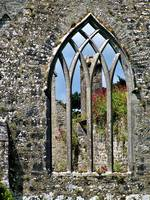 Medieval Priory in Adare, Ireland