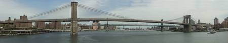 Brooklyn Bridge Panoroma