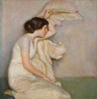Winged Figure by Frederick A. Bosley (1881-1942)