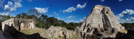 Temple of Uxmal