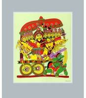 demon-king-ravana-art-print-silk-framed-sale-onlin