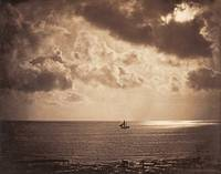 Gustave Le Gray - Brig upon the Water