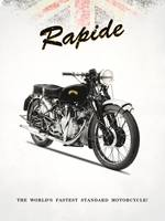 The Vincent Rapide