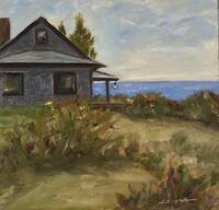 Early Morning, Monhegan